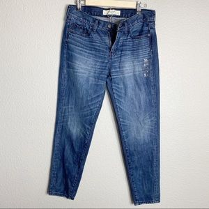 Abercrombie & Fitch- High Waisted Skinny Jeans- 27